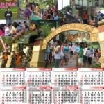 kalender 1 tahunan
